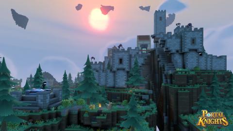 Portal Knights : La prochaine mise à jour se présente