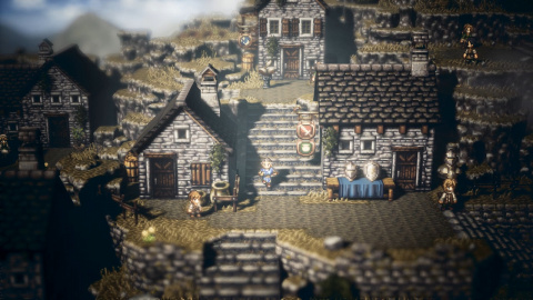 Stadia Connect : Octopath Traveler, Zombie Army 4 et Rock of Ages 3 arrivent