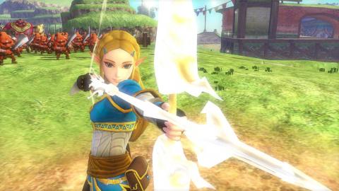 Hyrule Warriors : Definitive Edition se montre en images