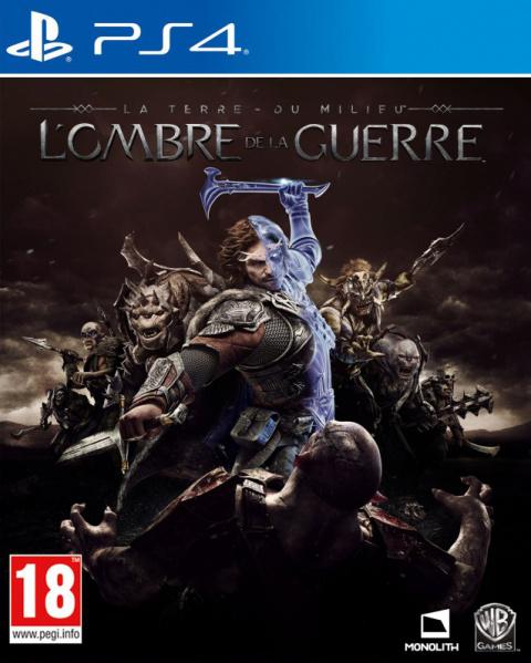 La Terre du Milieu : L'Ombre de la Guerre sur PS4