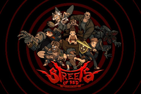 Streets of Red : Devil's Dare Deluxe sur Switch