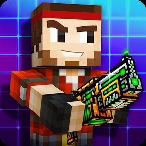 Pixel Gun 3D sur Android