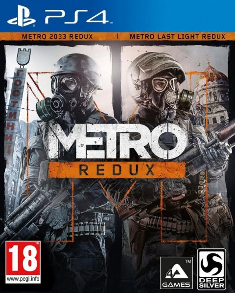 Metro : Last Light Redux sur PS4