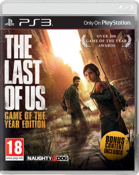 The Last of Us : Game of the Year Edition sur PS3