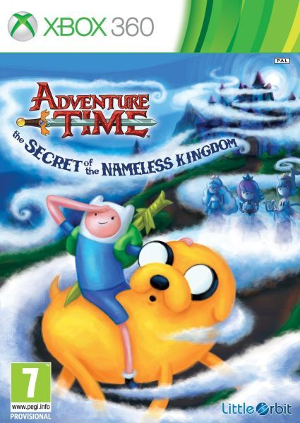 Adventure Time : Le secret du royaume sans nom sur 360
