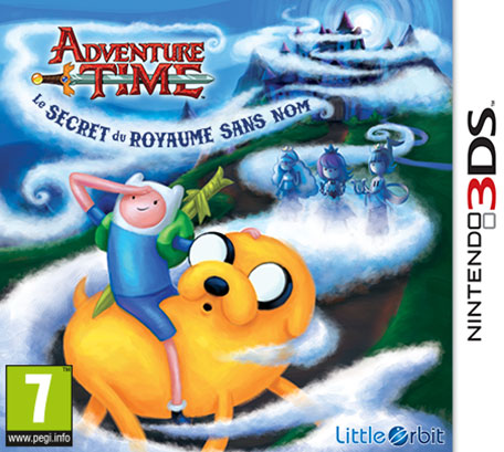 Adventure Time : Le secret du royaume sans nom sur 3DS