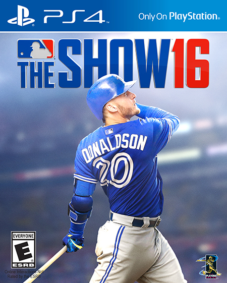 MLB 16 : The Show sur PS4