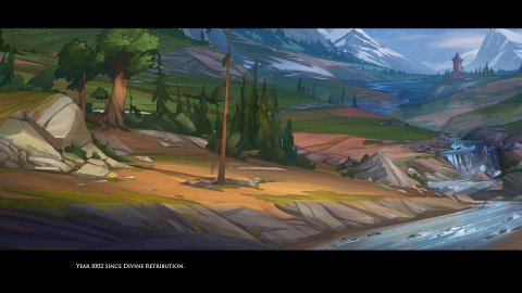 Ash of Gods : Plus qu'un clone de The Banner Saga ?
