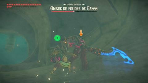 Ombre de foudre de Ganon (Univers onirique)