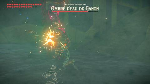 Ombre d'eau de Ganon (Univers onirique)