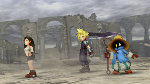 Dissidia Final Fantasy : Opera Omnia,  un bon FF free to play ?