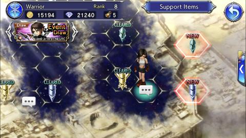 Dissidia Final Fantasy : Opera Omnia - Le titre mobile fête ses deux ans