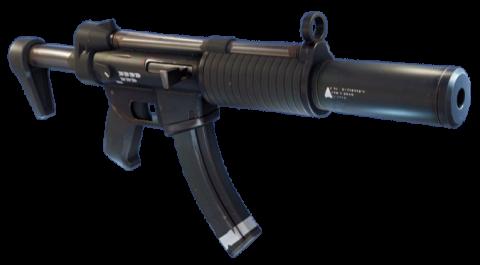 Pistolets-mitrailleur