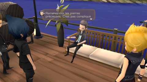 Final Fantasy XV Pocket Edition : Un portage consoles plaisant