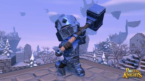 Portal Knights : Adventurer's Update et Festival Printanier