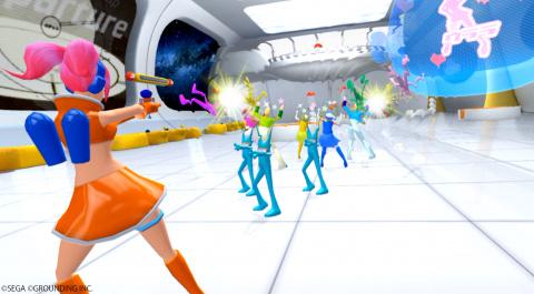 Space Channel 5 VR : Arakata Dancing Show annoncé pour le HTC Vive