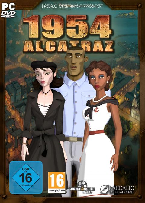 1954 : Alcatraz sur PC