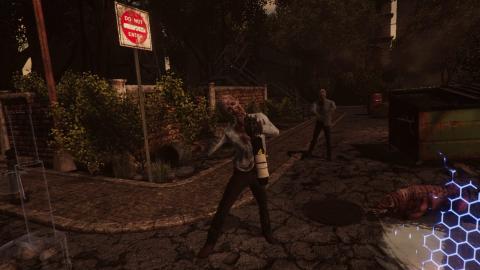 Time Carnage : Un nouveau shooter en réalité virtuelle pour le mois d'avril