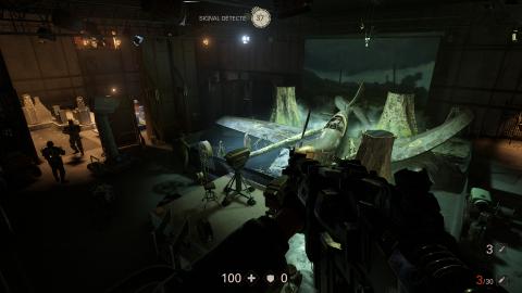 Wolfenstein II: Freedom Chronicles - Les Carnets de l'Agent Silent Death: On s'infiltre mais pas trop