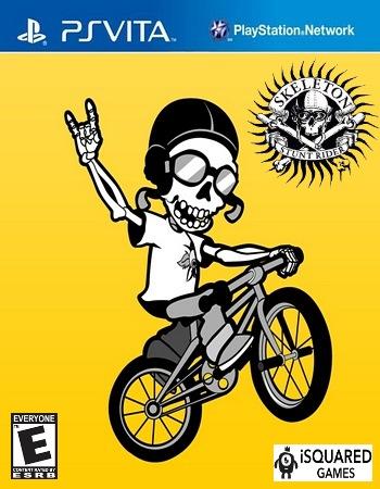 Skeleton Rider sur Vita