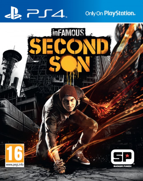 inFAMOUS : Second Son