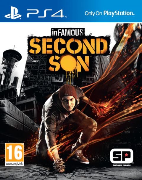 inFAMOUS : Second Son sur PS4