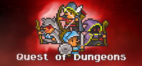 Quest of Dungeons sur PS4