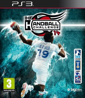 IHF Handball Challenge 14 sur PS3