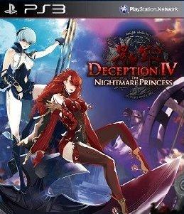 Deception IV : The Nightmare Princess sur PS3