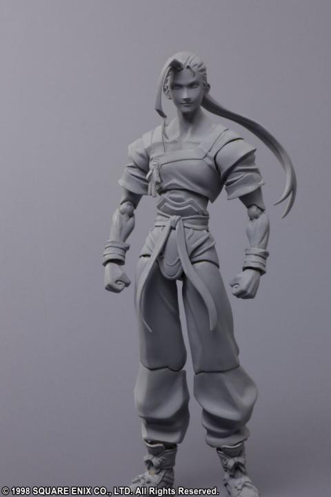 Xenogears : Deux figurines présentées pour les 20 ans du jeu