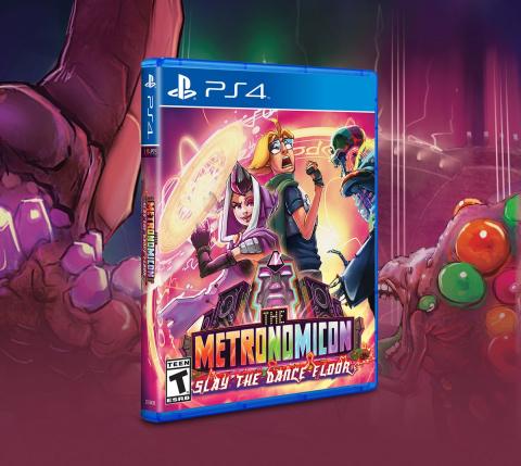 Limited Run Games : Revenant Saga et The Metronomicon arrivent en version physique