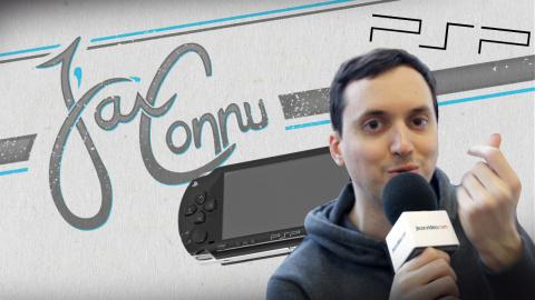 J'ai connu... le lancement de la PSP