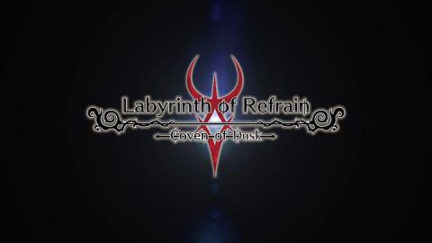 Labyrinth of Refrain : Coven of Dusk sur Vita