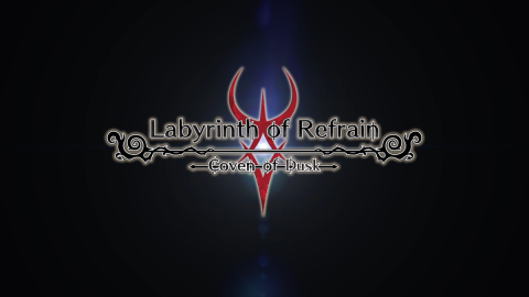 Labyrinth of Refrain : Coven of Dusk sur PS4