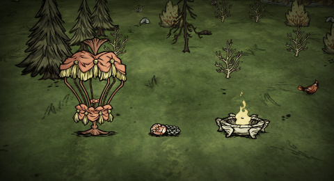 "Don't Starve Together : Après ""The Forge"", place à ""Year of the Varg"""
