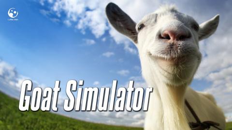 Goat Simulator sur PS4