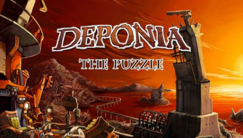 Deponia - The Puzzle sur Android