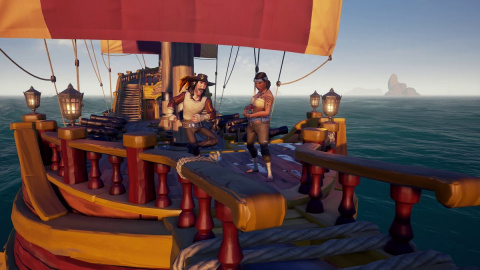 Sea of Thieves : Quels contenus à l'horizon ?