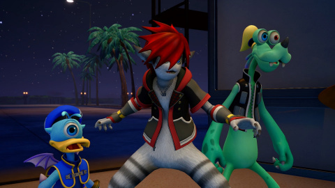 Kingdom Hearts III: Des copies du jeu circulent déj