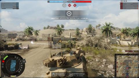 Armored Warfare : tank il y aura des hommes…