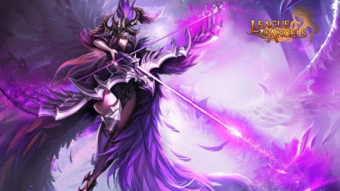 League of Angels sur Web