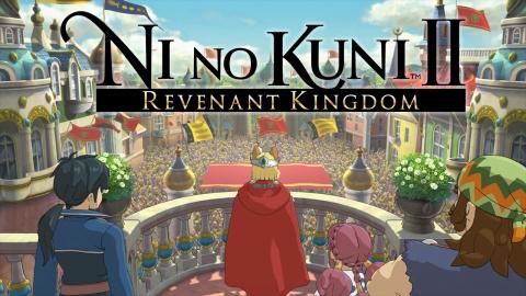 Ni no Kuni II: Revenant Kingdom - Le tour de Goldpaw en vidéo !