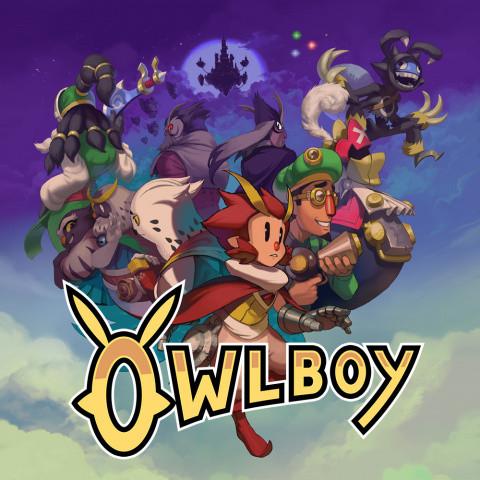Owlboy sur Switch