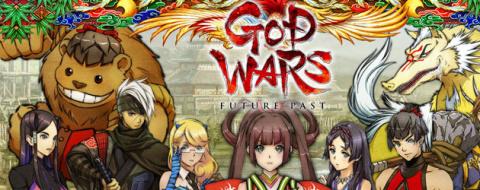 God Wars : The Complete Legend sur Vita