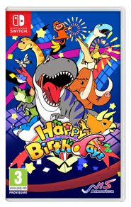 Happy Birthdays sur Switch