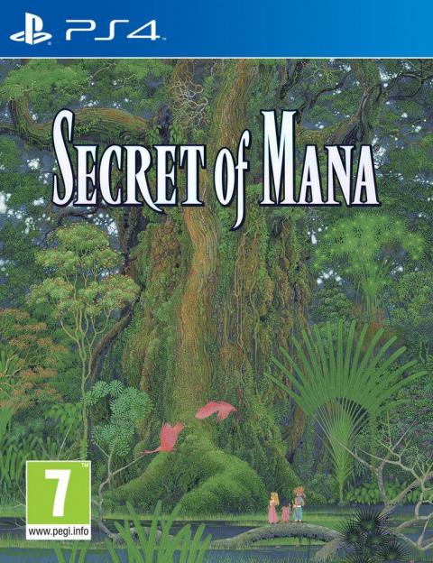 Secret of Mana sur PS4