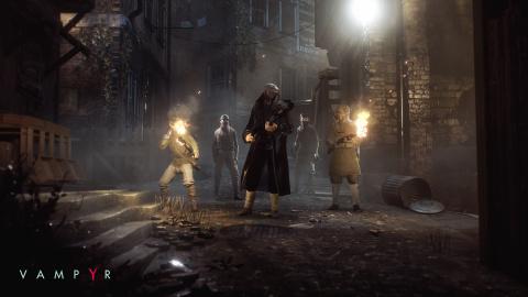 Vampyr : un Action-RPG aux mécaniques saignantes