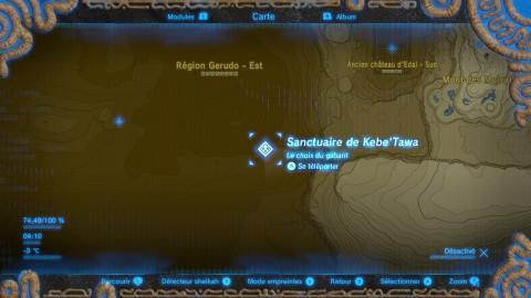 Sanctuaire de Kebe'Tawa