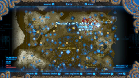 Sanctuaire de Shado'Lon