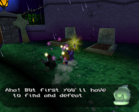 La version Nintendo 64 de 40 Winks renait sur Kickstarter